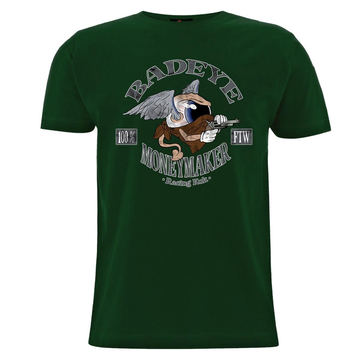 Racing Kult T-Shirt Moneymaker Frontprint