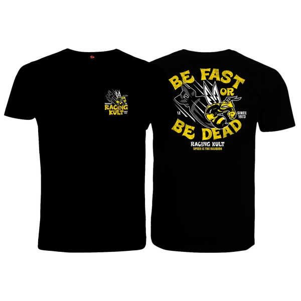 Racing Kult T-Shirt Speed Bee