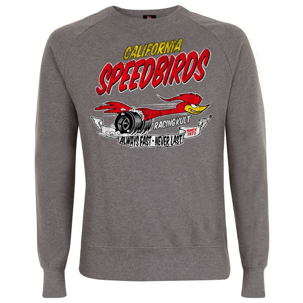 Racing Kult Sweatshirt California Speedbirds