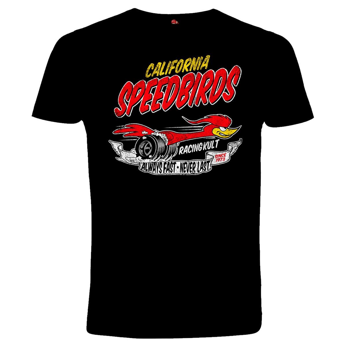 Racing Kult T-Shirt California Speedbirds