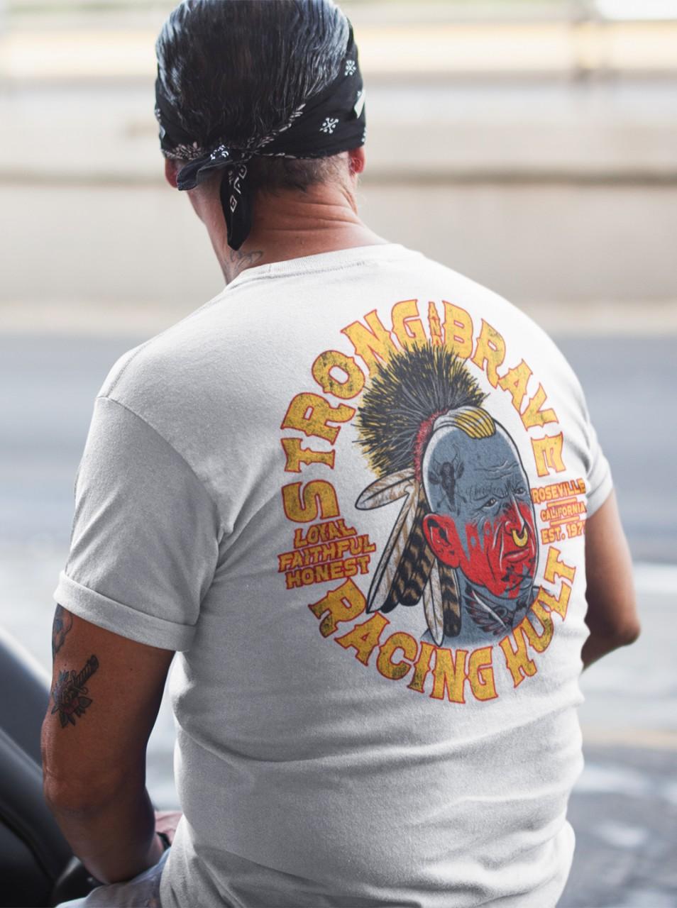 Racing Kult T-Shirt Cherokee
