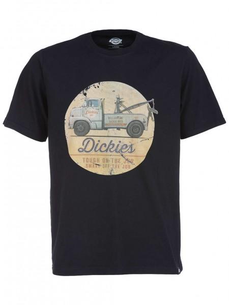 Dickies Russellville T-Shirt Schwarz