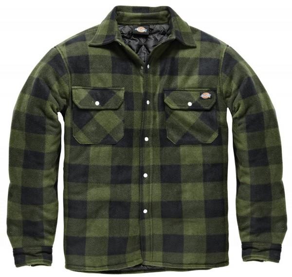 Dickies Thermohemd Portland Holzfällerhemd Jacke