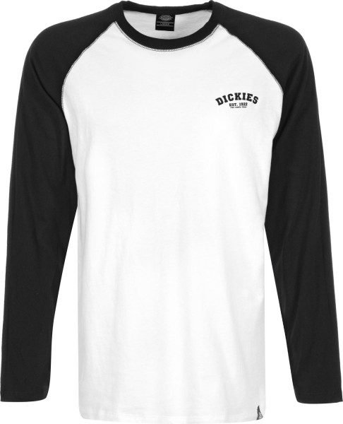 Dickies Baseballshirt Langarm Longsleeve