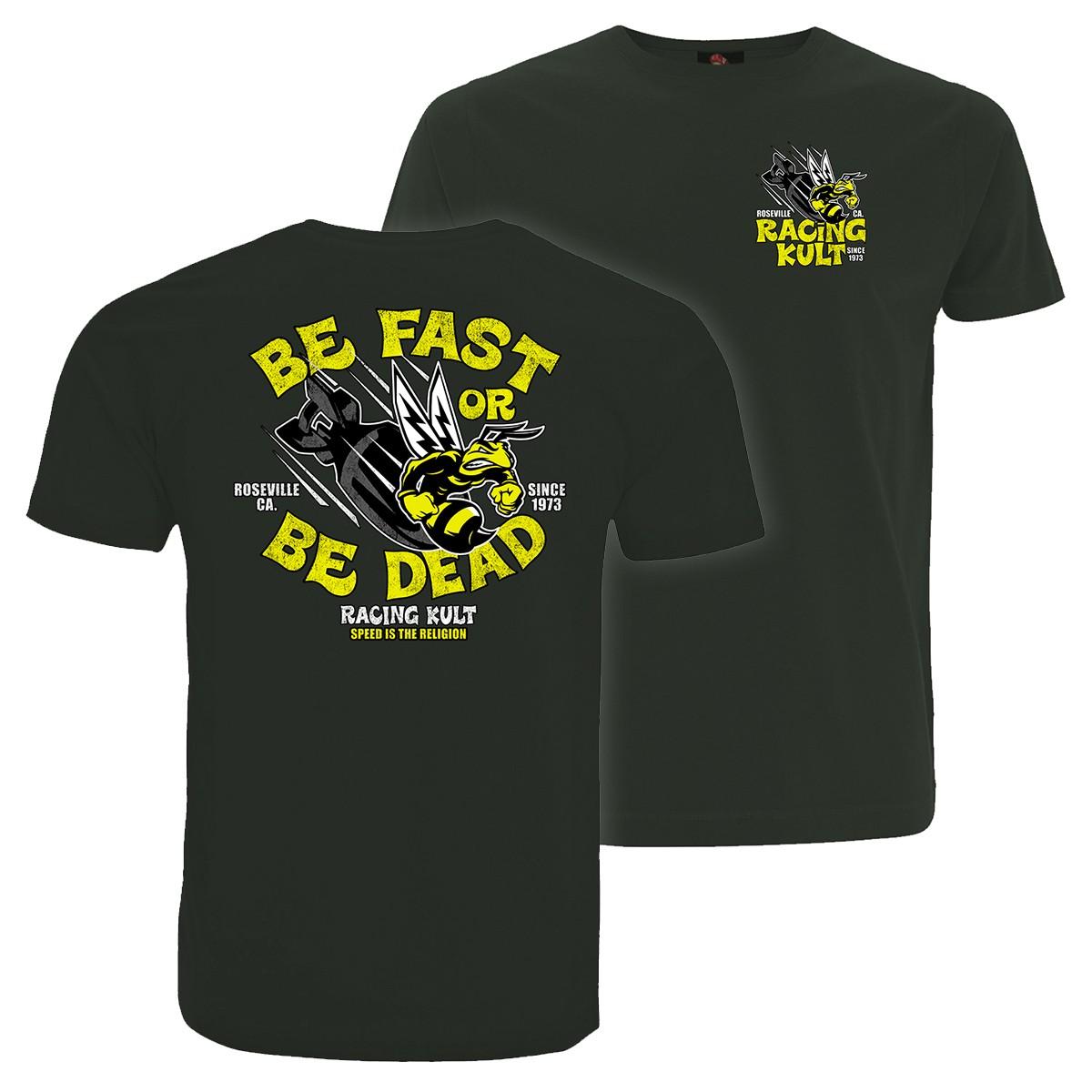 Racing Kult T-Shirt Speed Bee