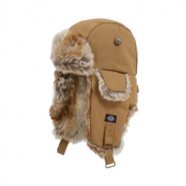 Dickies Trapper Hat Mütze Hut Troud Creek Beige