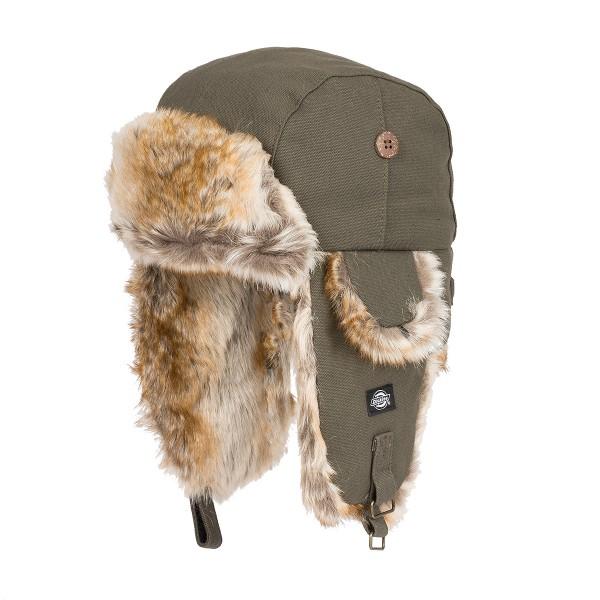 Dickies Trapper Hat Mütze Hut Troud Creek Olive