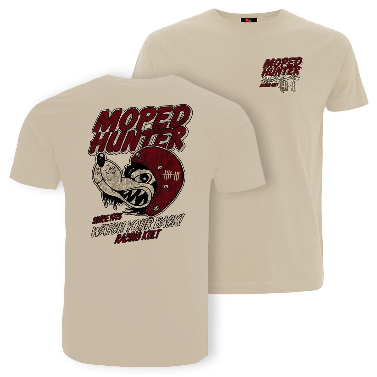 Racing Kult T-Shirt Moped Hunter